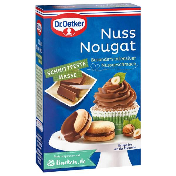 Nuss Nougat