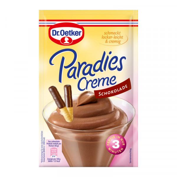 Paradies Creme Schokolade