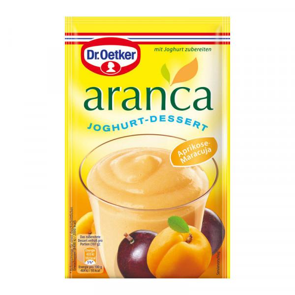 Aranca Aprikose-Maracuja