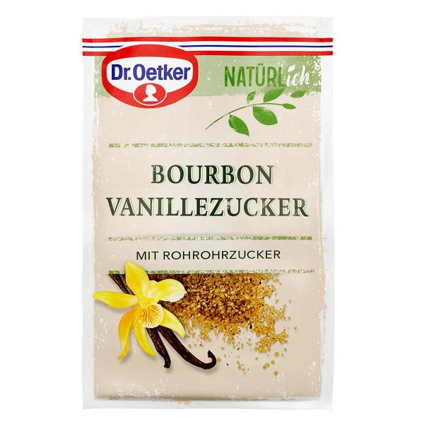 Natürlich Bourbon Vanillezucker
