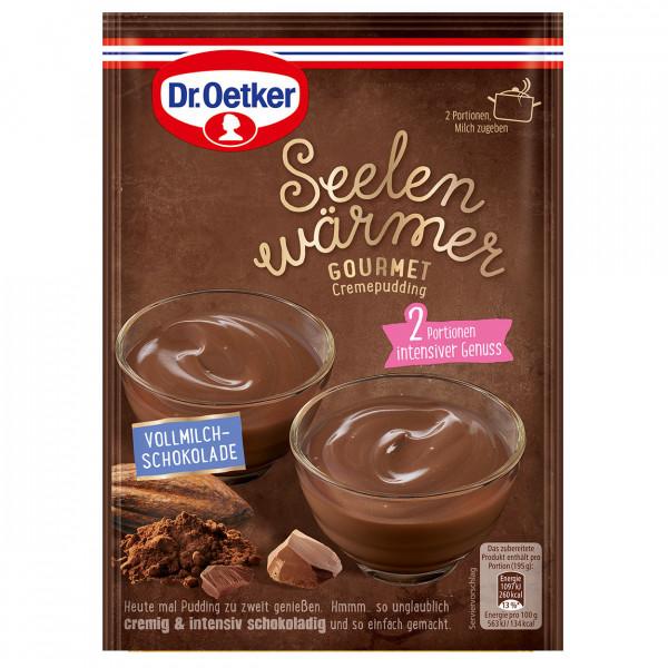 Seelenwärmer Gourmet Vollmilch Schokolade