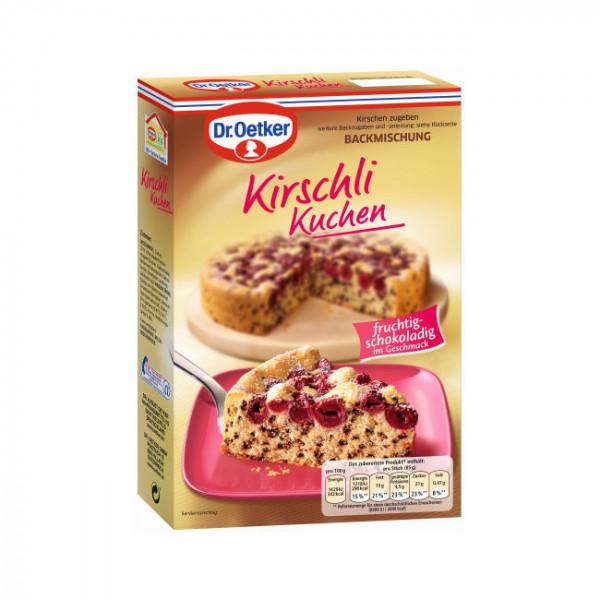 Kirschli Kuchen