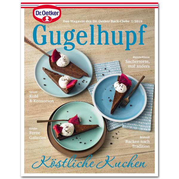 Gugelhupf 1/2019