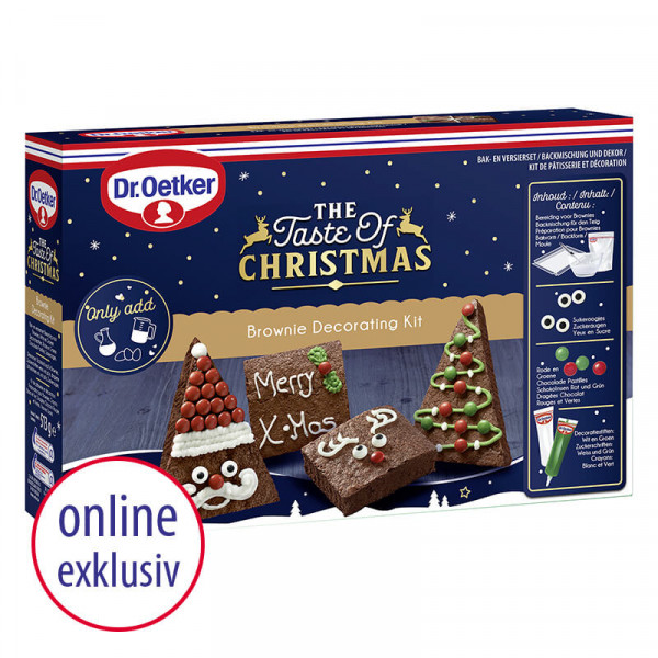 Brownie Decorating Kit