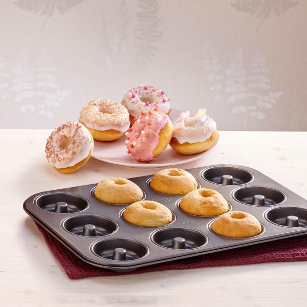 Donut- und Bagelform, 12er
