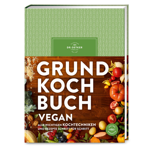 Grundkochbuch Vegan