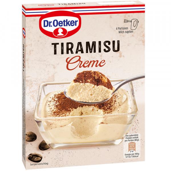 Tiramisu Creme