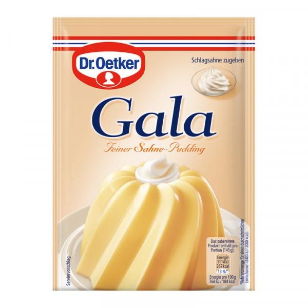 Gala Feiner Sahne-Pudding 3er