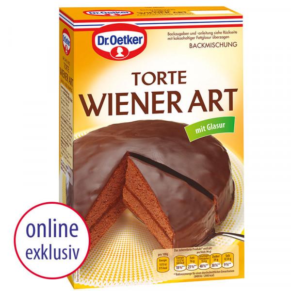 Torte Wiener Art