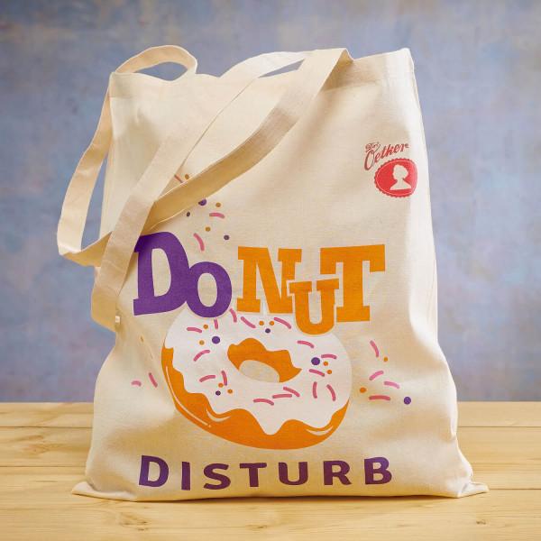 Jutetasche ''Donut''