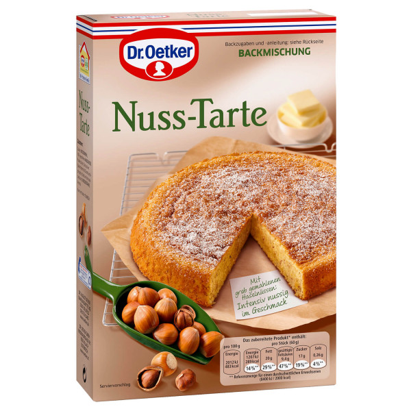 Nuss Tarte