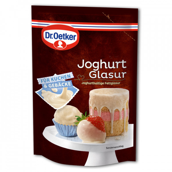 Joghurt Glasur