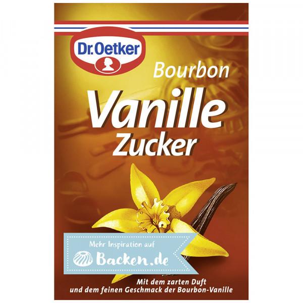 Bourbon Vanille-Zucker 3er