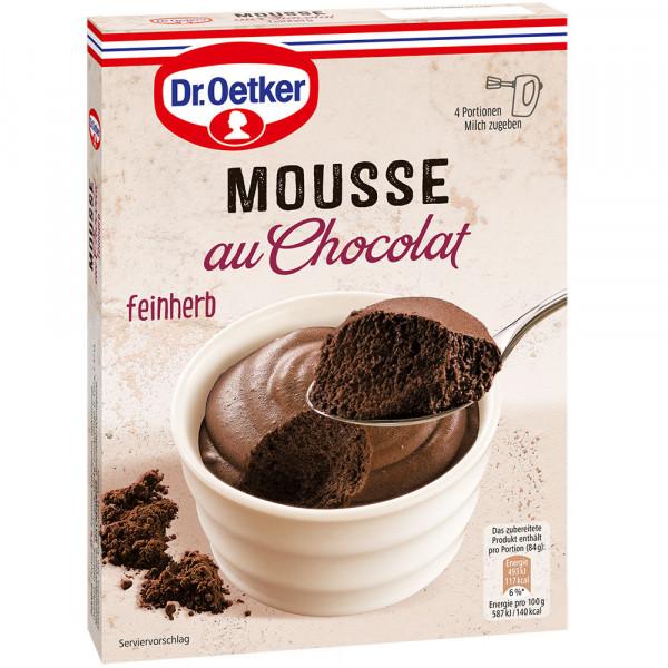Mousse au Chocolat feinherb
