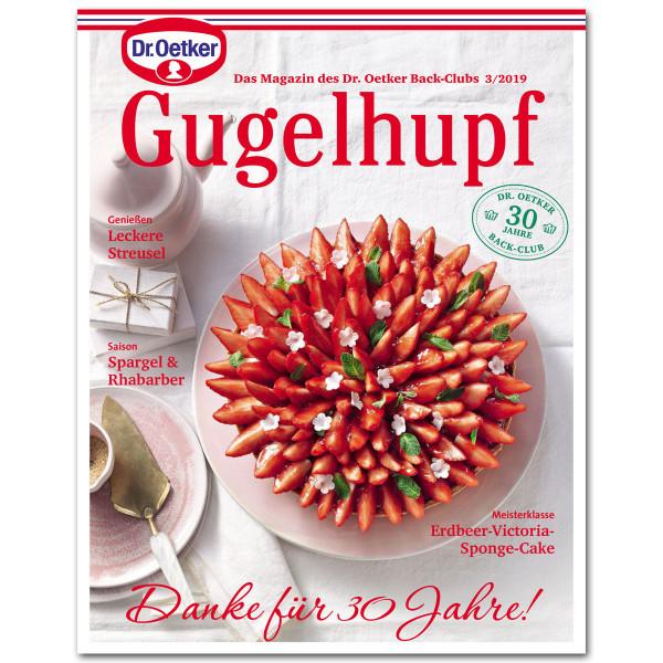 Gugelhupf 3/2019